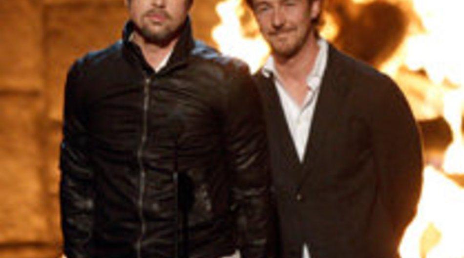 Fight Club mit Brad Pitt heute Abend im TV