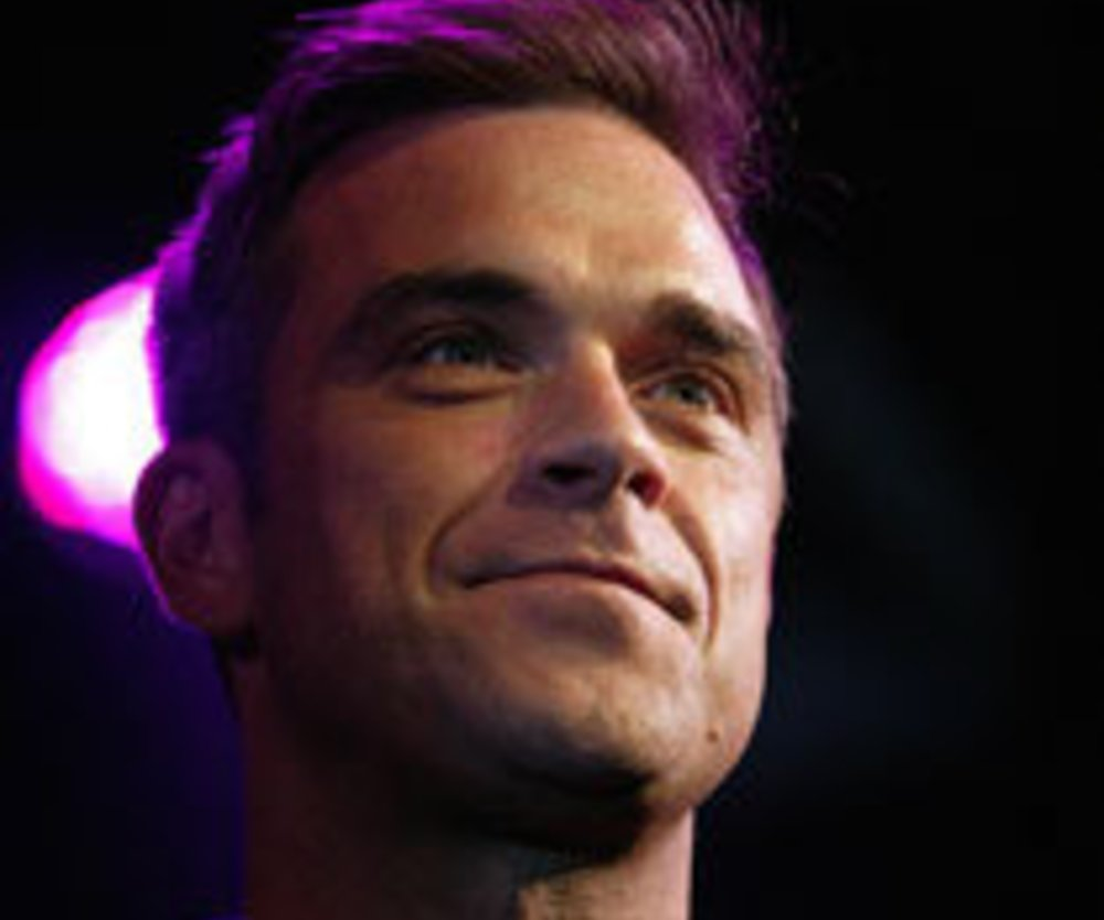 "Robbie Williams überrascht ""Popstars"""