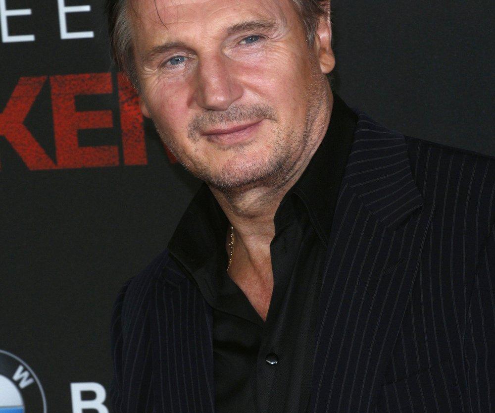 Liam Neeson hat sich getrennt