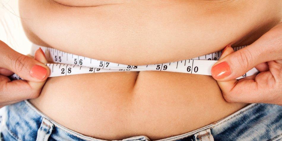 Übergewicht nicht ungesund?