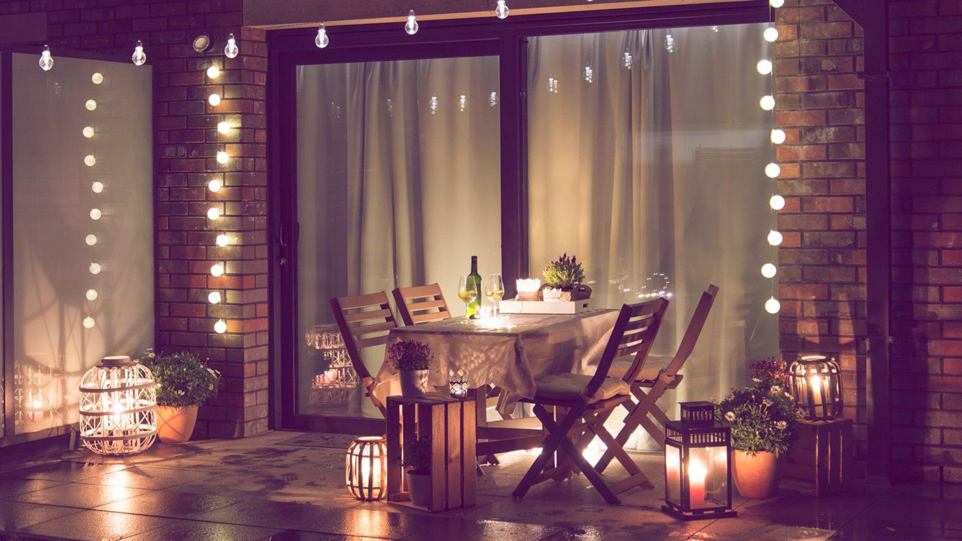 Balkon & Terrasse gestalten So kreierst du jetzt deine eigene ...