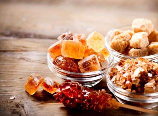 Halawa besteht unter anderem aus Zucker