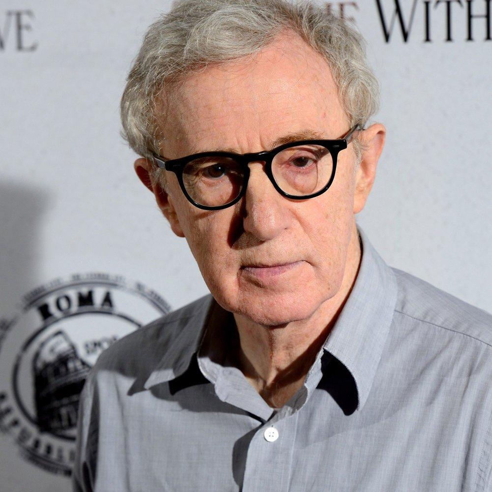 Woody Allen hat Flugangst