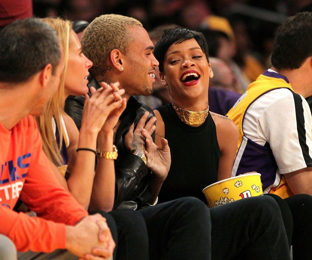 Rihanna und Chris Brown: Erster gemeinsamer Auftritt!