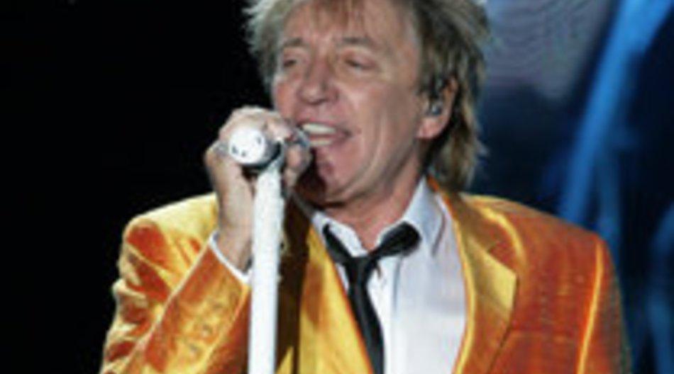 Rod Stewart: Einbruch in der Nacht