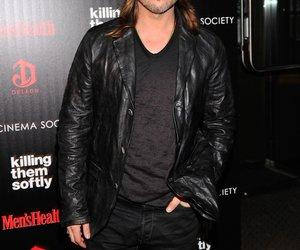 Brad Pitt steht zu seinen Falten