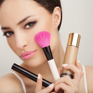 Ölfreies Make-up