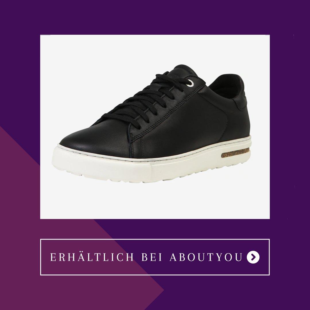 Birkenstock Sneaker Bend Schwarz