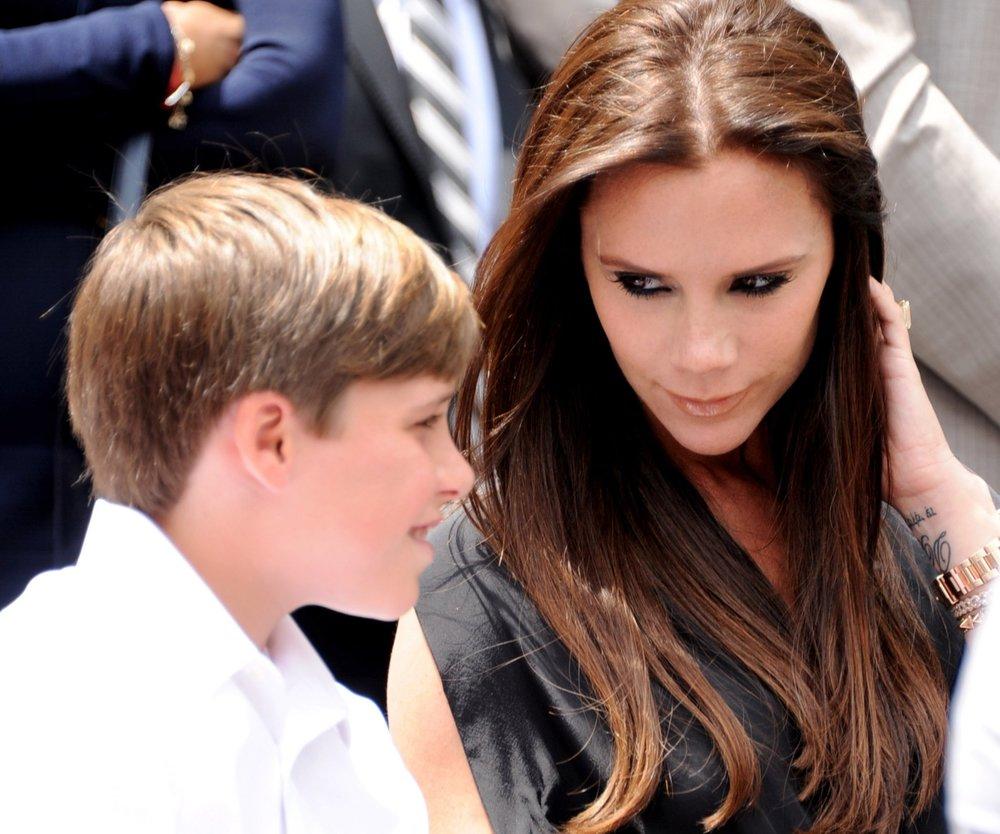 Victoria Beckham kann nicht ohne ihre Kinder