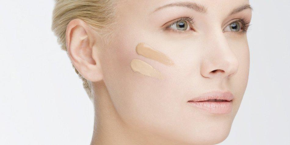 Baking Make-up