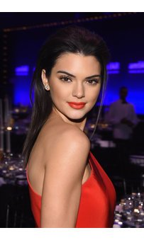 Kendall Jenner bei einer Gala