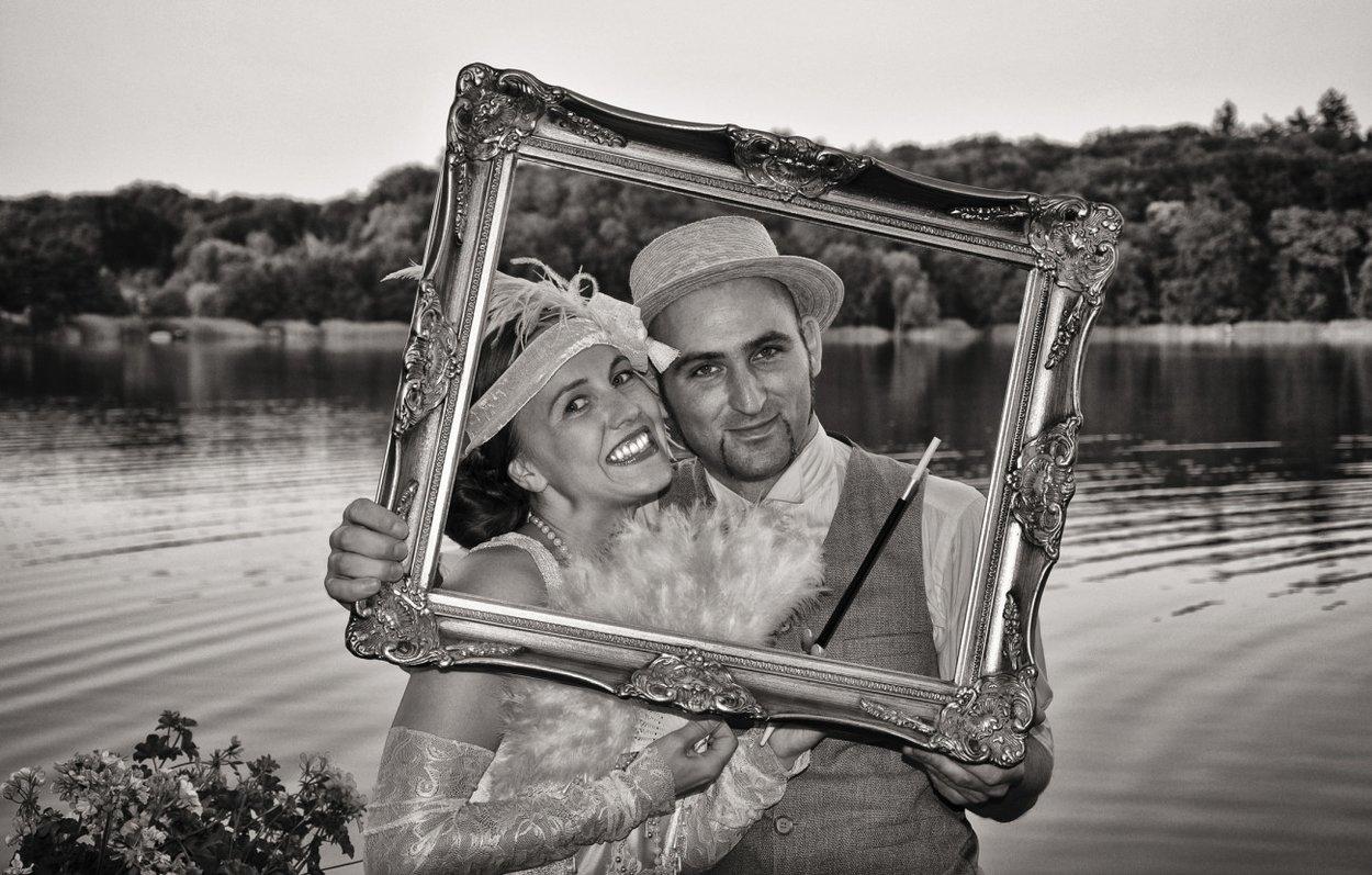 Hochzeitsmotto - 20er