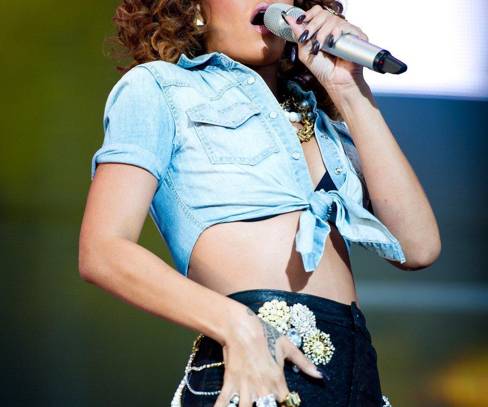 Rihanna schockt Brasilien