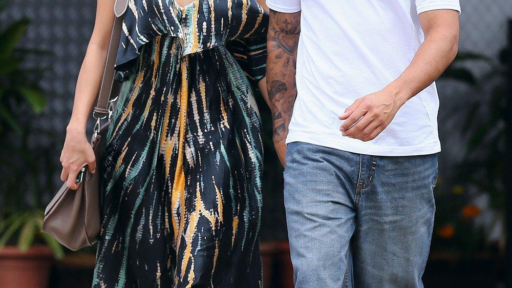 Nicole Scherzinger: Liebescomeback mit Lewis Hamilton?