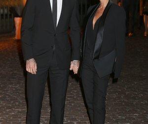 David und Victoria Beckham spenden