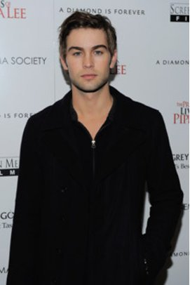 Chace Crawford ist gerne Single