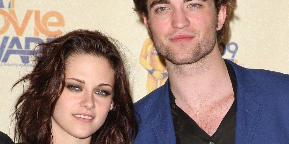 Kristen Stewart: Sie tut alles für Robert Pattinson