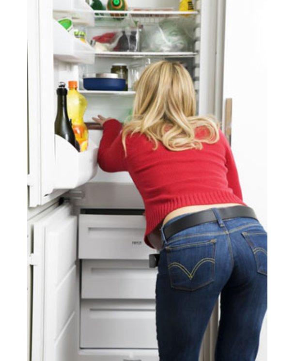 Bulimie, eine Krankheit bei der man wochenlang hungert und dann zum Kühlschrank rennt und planlos alles in sich reinstopft.