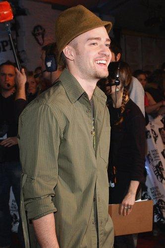 Justin Timberlake - Bekannt durch seine Erfolge mit NSync