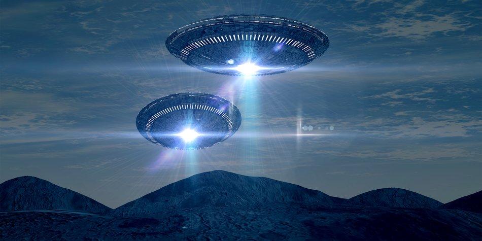 UFO-Stellung