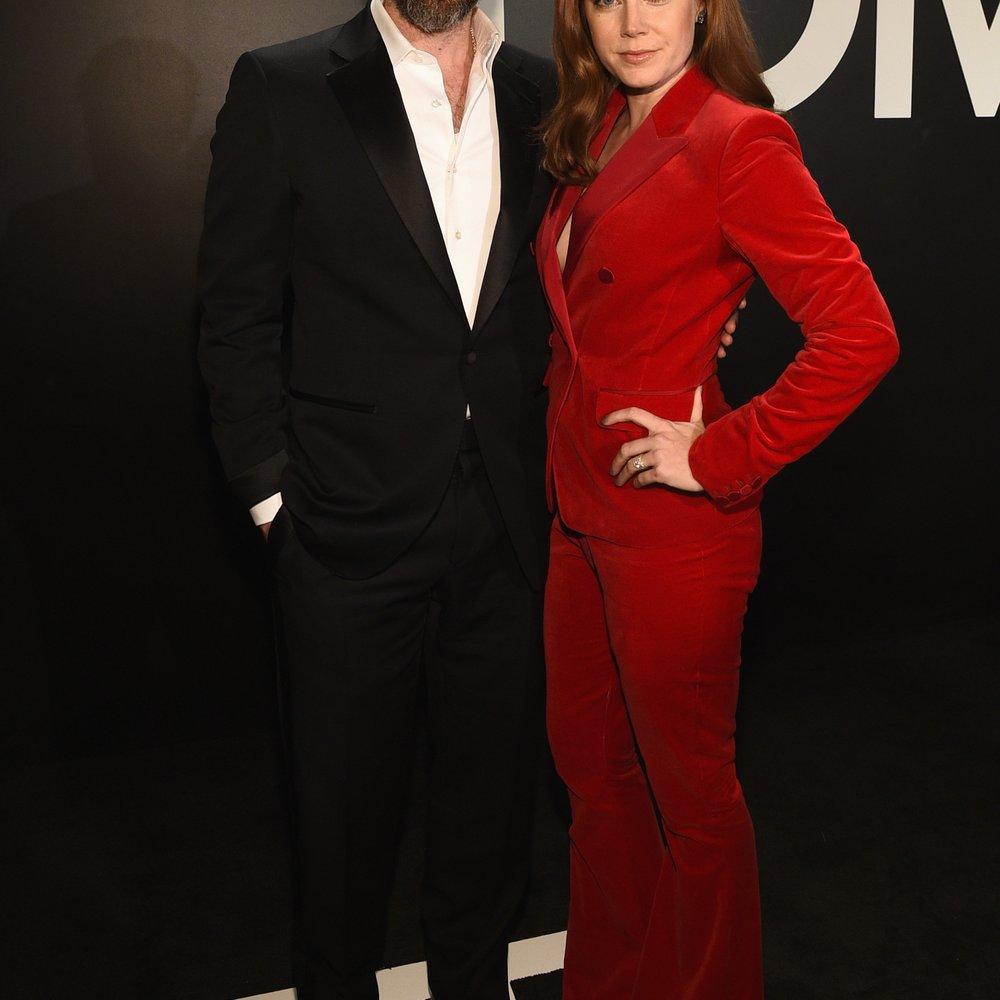 Amy Adams und ihr Langzeit-Lover Darren Le Gallo haben geheiratet