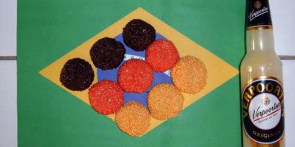 Brigadeiros - brasilianisches Konfekt