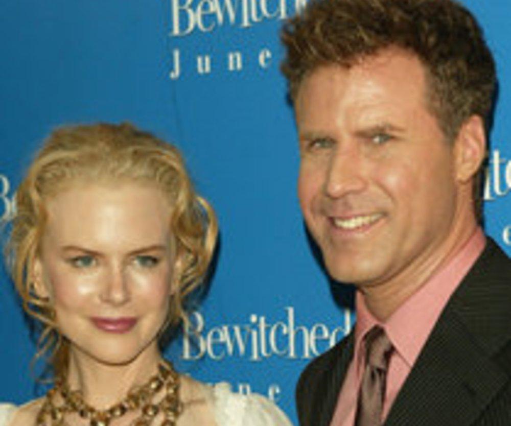 Nicole Kidman in Verliebt in eine Hexe im TV