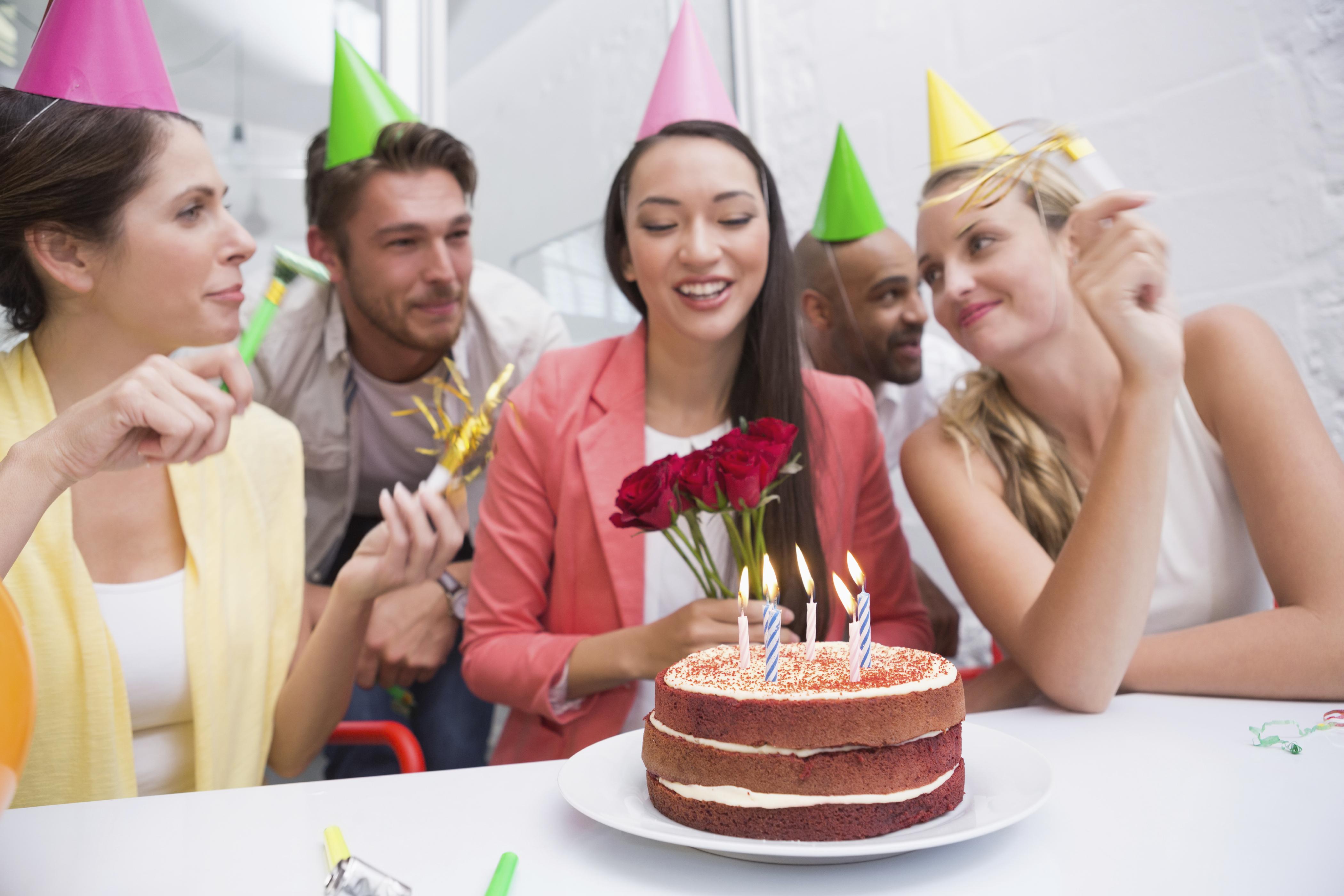 Geburtstag Im Buro Feiern Dos And Don Ts Desired De