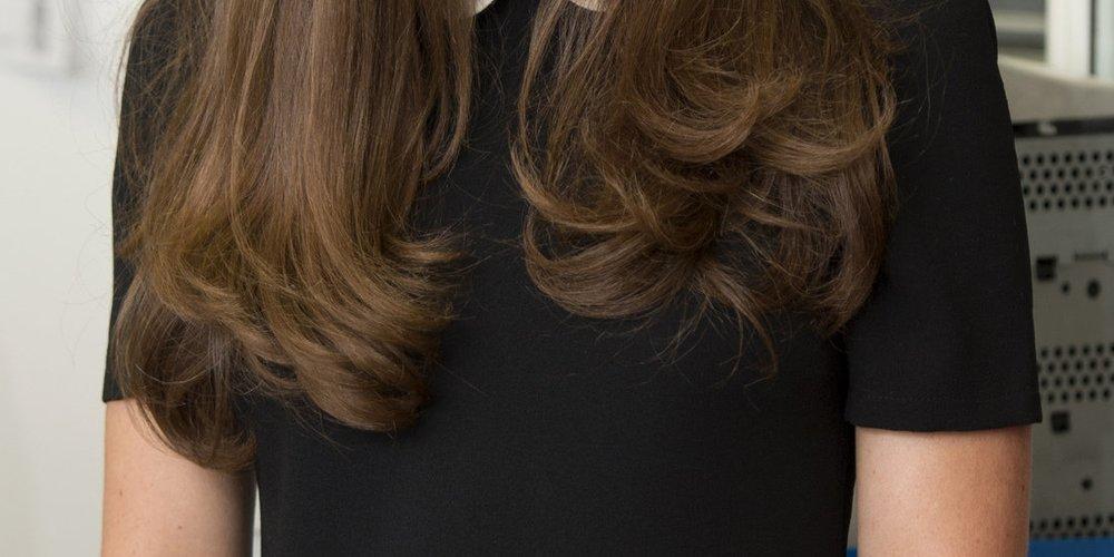 Kate Middleton: Sind das etwa erste Fältchen?