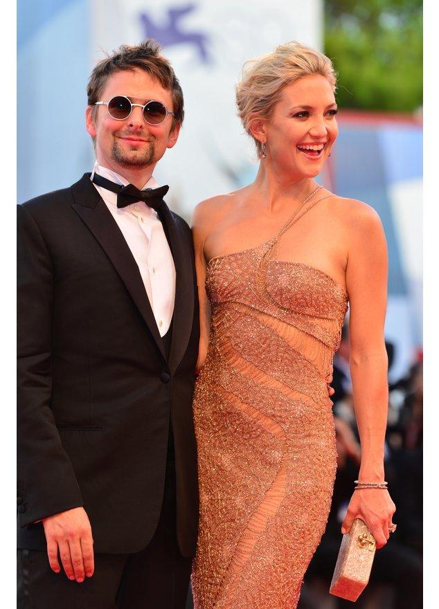 Kate Hudson und Matt Bellamy