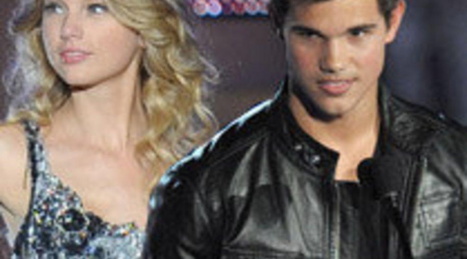Twilight-Star Taylor Lautner und Taylor Swift sind ein Paar