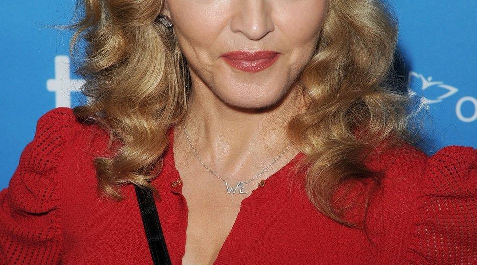 Madonna stattet Film selbst aus