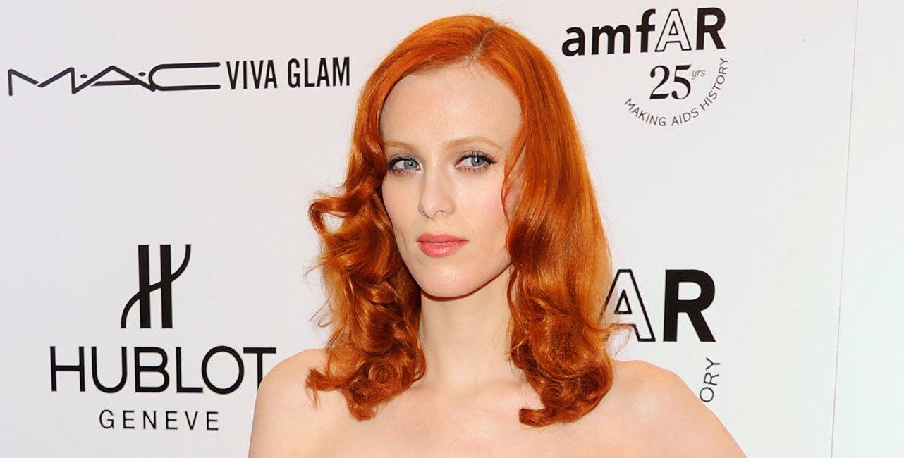 Haare frau rote Rote Haare: