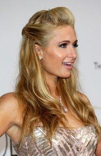 Paris Hilton: Haartolle
