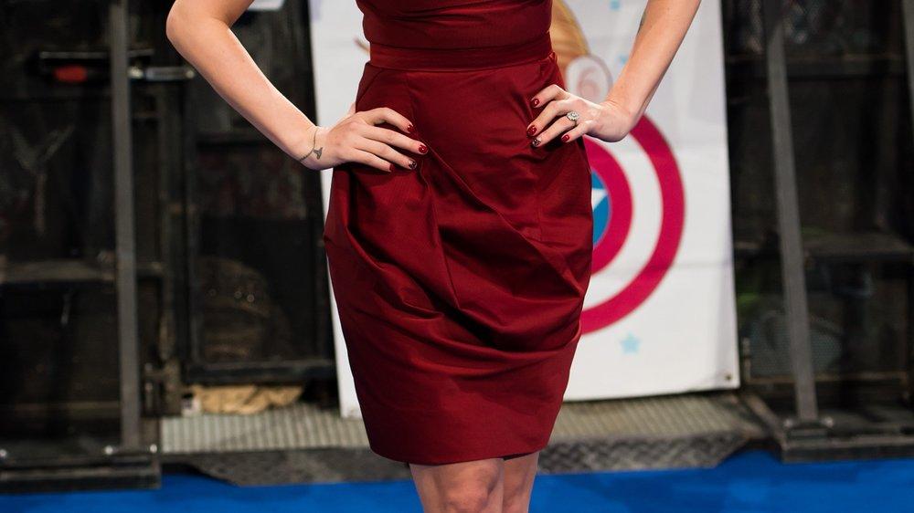 Scarlett Johansson gönnt sich keine Auszeit