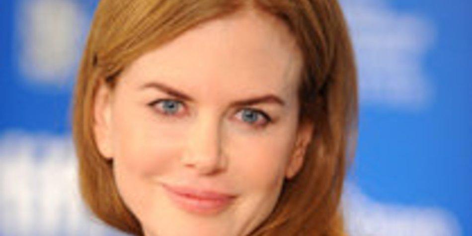 Nicole Kidman ist aufgeregt vor Premiere!