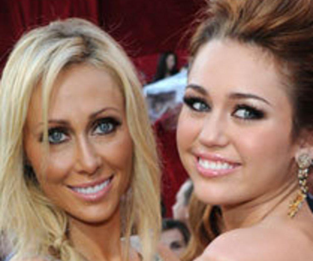 Miley Cyrus genießt den Mutter-Tochter-Tag