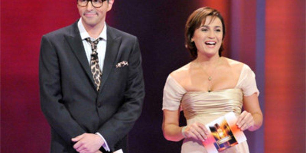 Kurt Krömer und Sandra Maischberger moderieren den Deutschen Fernsehpreis