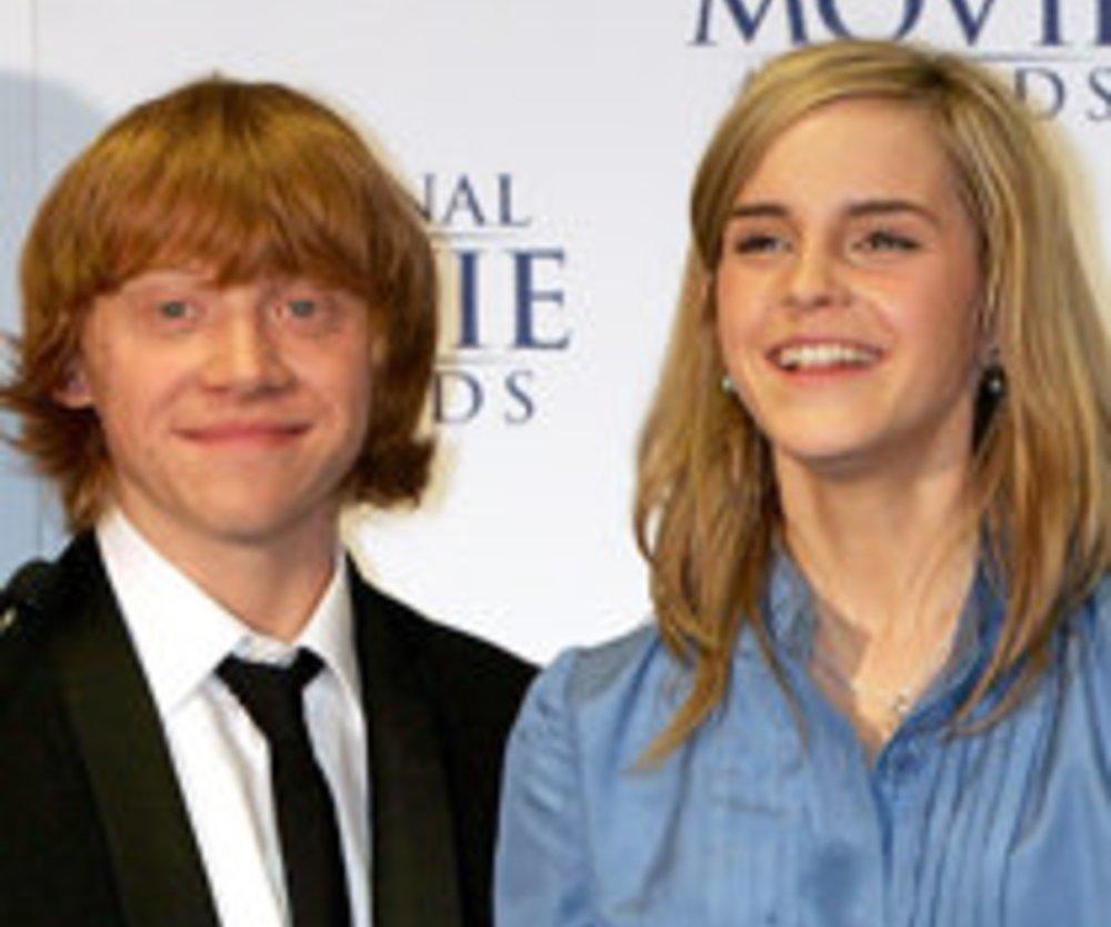 Emma Watson & Rupert Grint: Beliebtestes Filmpaar