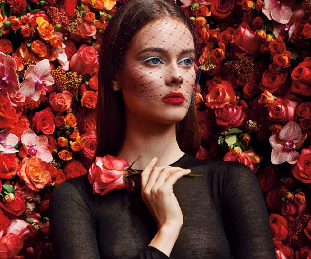Dior Ausstellung Shanghai