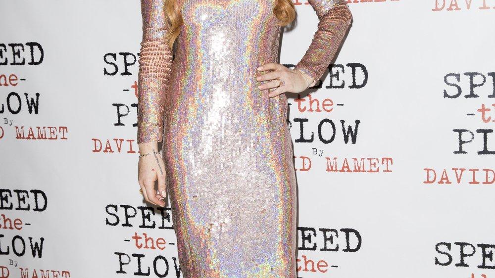 Lindsay Lohan: Bekommt sie einen Ersatz-Papa?