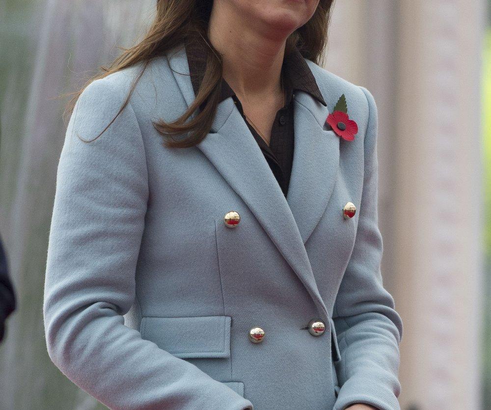 Kate Middleton: Endlich sieht man ihr Babybäuchlein