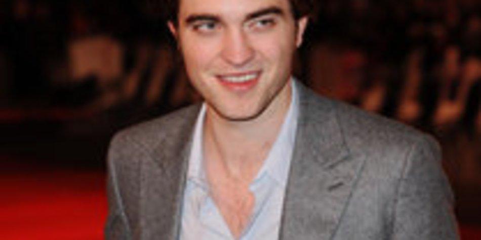 Robert Pattinson: Verklemmt bei Nacktszene