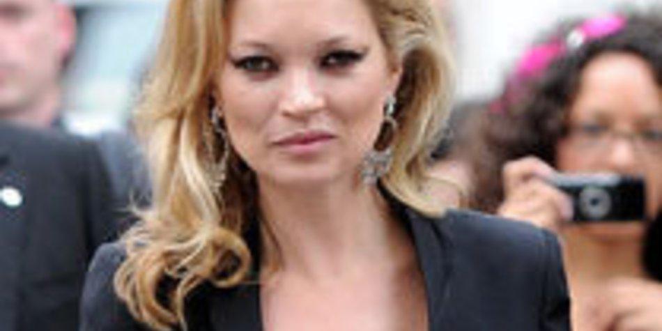 Kate Moss: Partystimmung