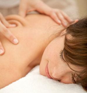 rückenmassage tipps