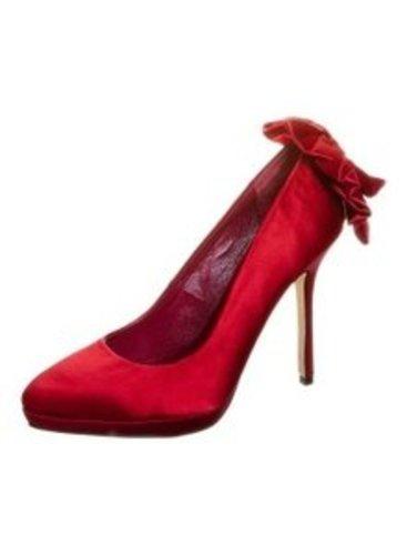 Menbur High Heels in rot