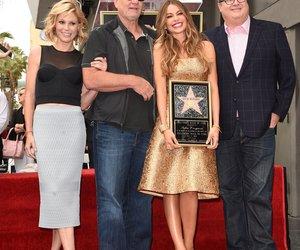 """Sofia Vergara: """"Modern Family""""-Stars feiern ihren Stern"""