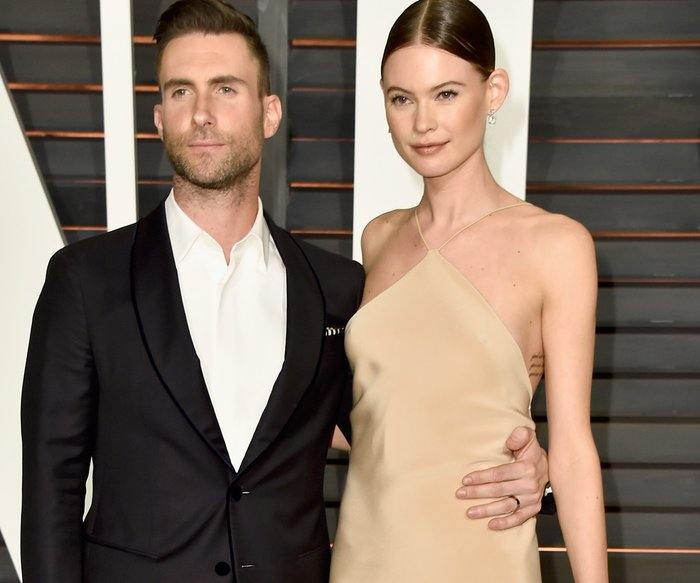 Adam-Levine_Behati-Prinsloo_Pascal-Le-Segretain_GettyImages-464233928