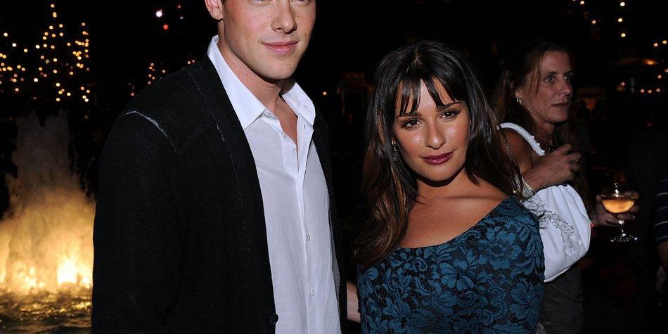 Cory Monteith und Lea Michele: Waren sie verlobt?