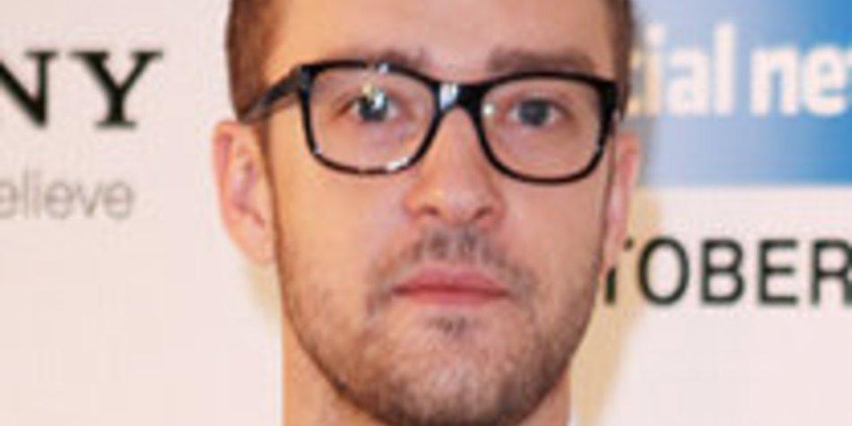 Justin Timberlake: Haare ab und Action!